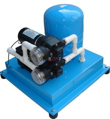 Water Booster System High Volume For Low Pressure Water