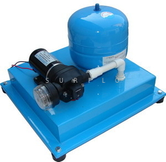 China SURFLO FLOWMASTER Water Booster System - Low Volume supplier