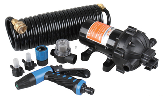 China SURFLO FLOWKING DC Electric Deck Wash Down Pump Kit KDP-52 supplier
