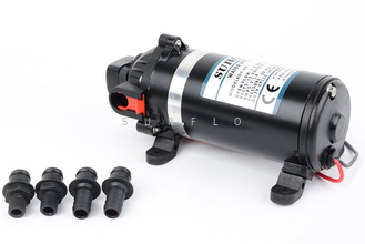 China SURFLO FLOWMASTER KDP-60 DC Electric Diaphragm Pressure Pump supplier