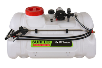 China electric Sprayer SFSP-100 high pressure pump with tank capacity 100L for agriculture and garden supplier