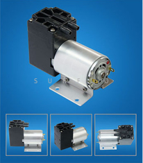 China High pressure DC Micro Vacuum Air Pump 12V 24V optional supplier