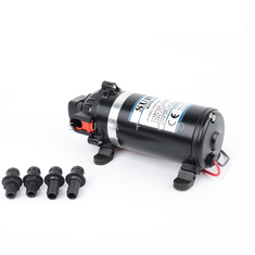 China SURFLO FLOWMASTER KDP-120 DC Electric High Pressure Diaphragm Pump supplier