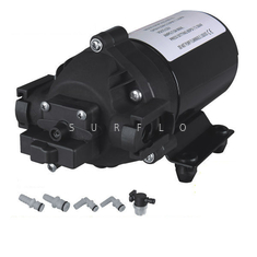 China SURFLO FLOWKING Electric Hi-Pressure Diaphragm Pump KDP-3580-160 Series supplier