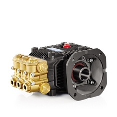 China HB-F3 High Pressure Hot Temperature water Pump 8-15LPM 70-100BAR/1450PSI supplier