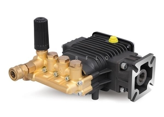 China Gasoline engine driven Washer pump 3WZ-1806DB brass high pressure triplex plunger pump 150Bar 13LPM supplier