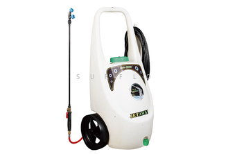 China Orchard Electric Sprayer TSR-30 high capacity 30 liters high pressure 100PSI high flow 4L/min supplier