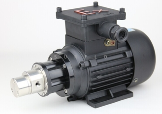 China SURFLO FLOWDRIFT AC Asynchronous Motor-powered Magnetic Drive Hi-Pressure Stainless Steel Gear Pump KGP-06F supplier