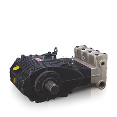 China XV series High Pressure Triplex Plunger Pump 168lpm 250bar High Pressure Sewer Cleaning Pumps supplier
