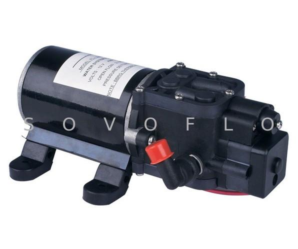 Surflo Flowexpert Dc Electric Miniature Diaphragm Pressure