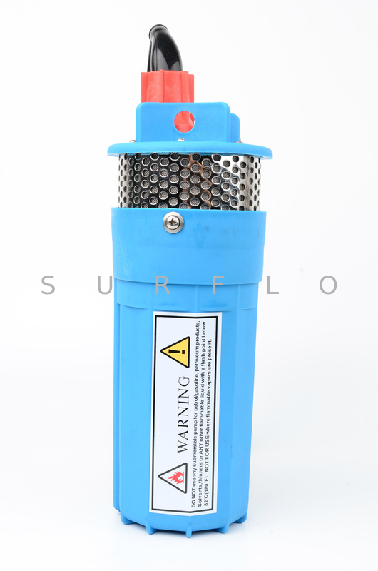 Surflo Ksp Solar Submersible Water Pump Dc Irrigation Pump