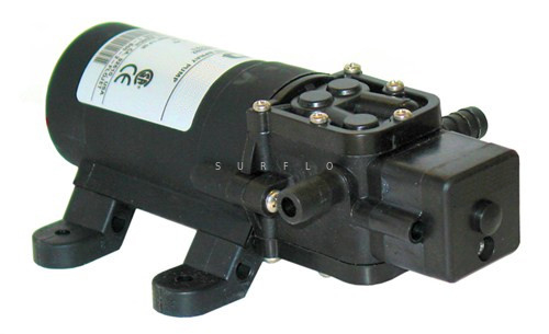 SURFLO FLOWEXPERT Automatic DC Electric Miniature Diaphragm Pump KDP-23-24