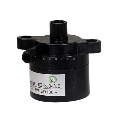 food grade quiet dc pump 12V brushless water pump long life centrifugal pump for hot water 100℃ submersible pump