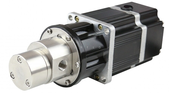 SURFLO FLOWDRIFT DC Electric Brushless Motor Magnetic Drive High Pressure Stainless Steel Gear Pump KGP-06B Series