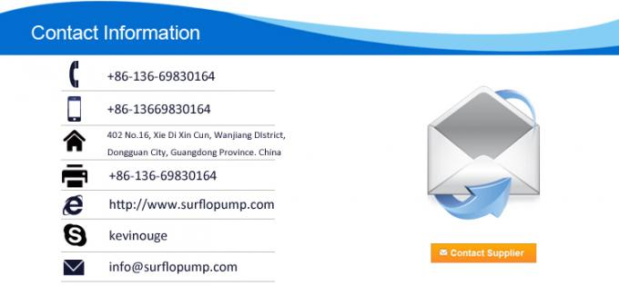 SURFLO FLOWKING High Flow Diaphragm Water Pump KDP-57 Series
