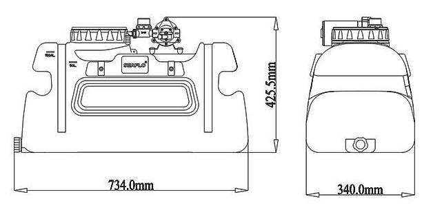 Electric Sprayer Sfsp 50